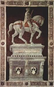 Paolo Uccello, Sir John Hawkwood. 1436